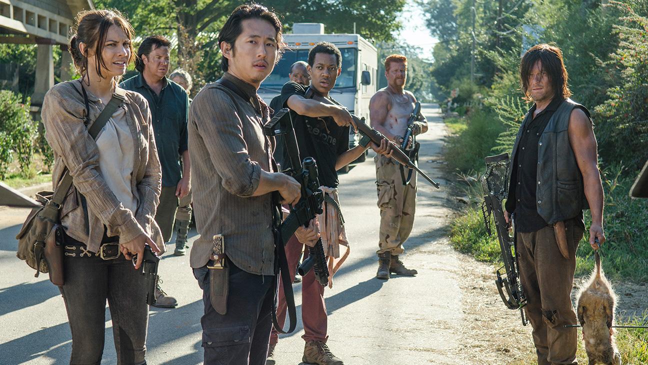 Walking Dead Group - H 2015