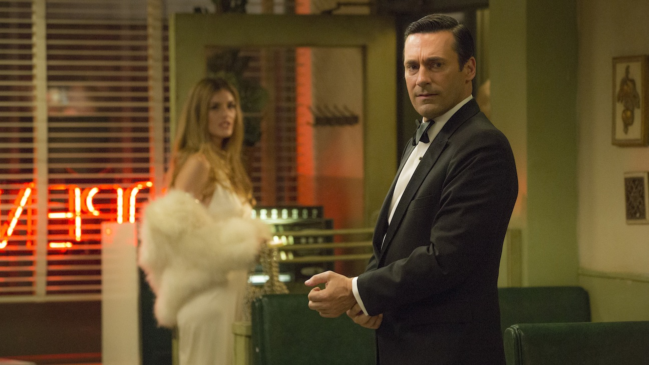 Mad Men Jon Hamm S7E8