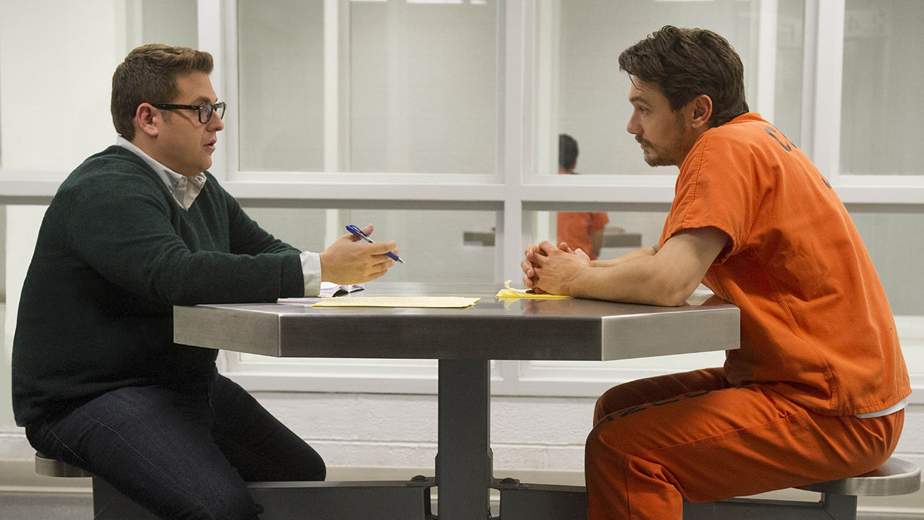 Jonah Hill, James Franco in 'True Story'