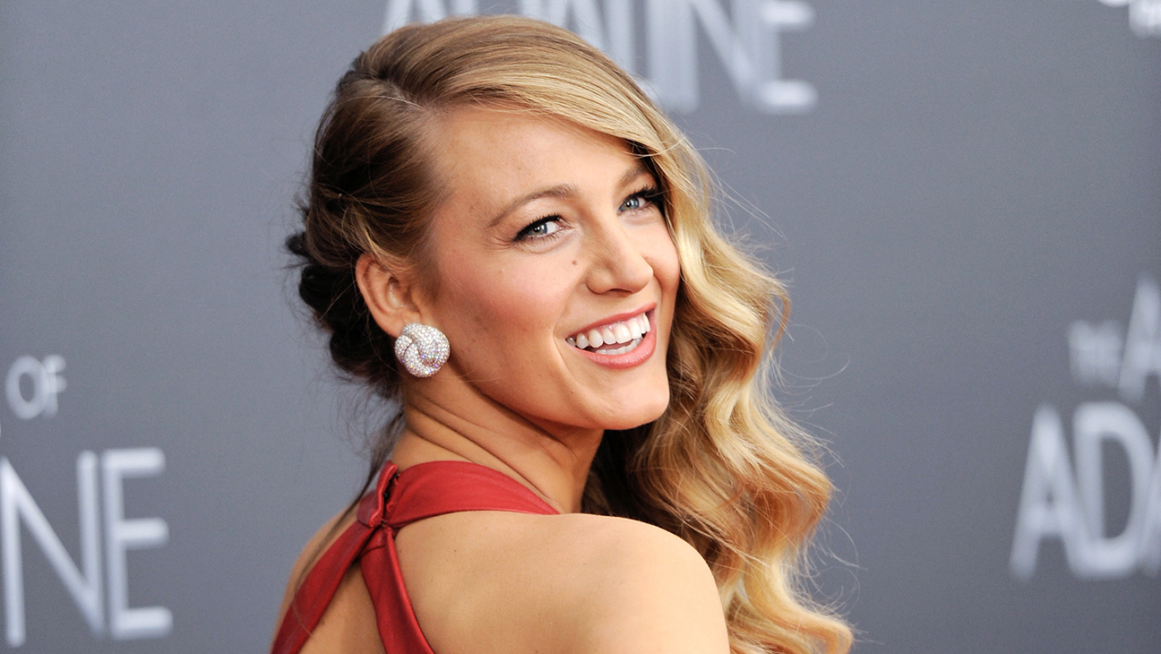 Age of Adaline Premiere Blake Lively H 2015