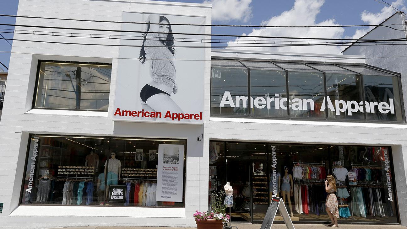 American Apparel - H 2015