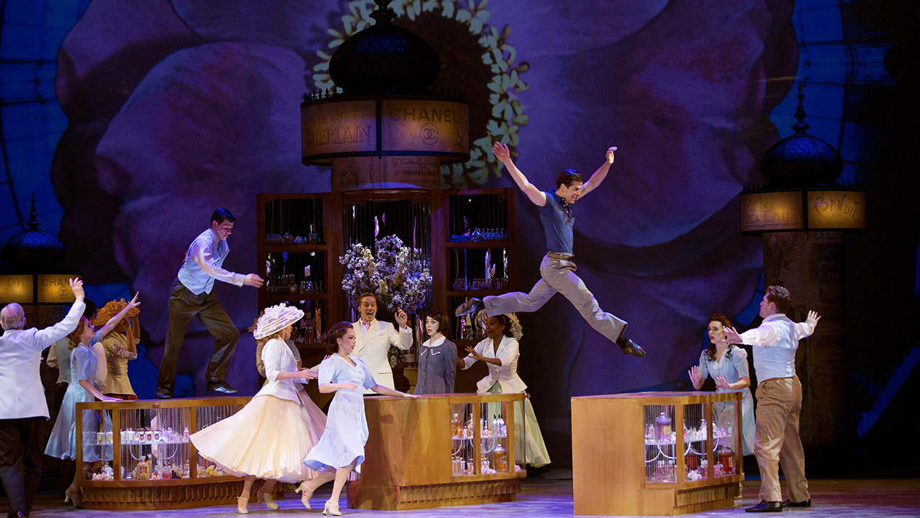 An American in Paris Production Still 1 - H 2015