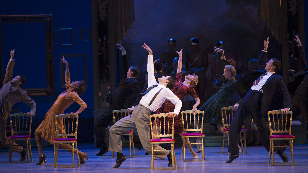 An American in Paris Production Still 4 - H 2015