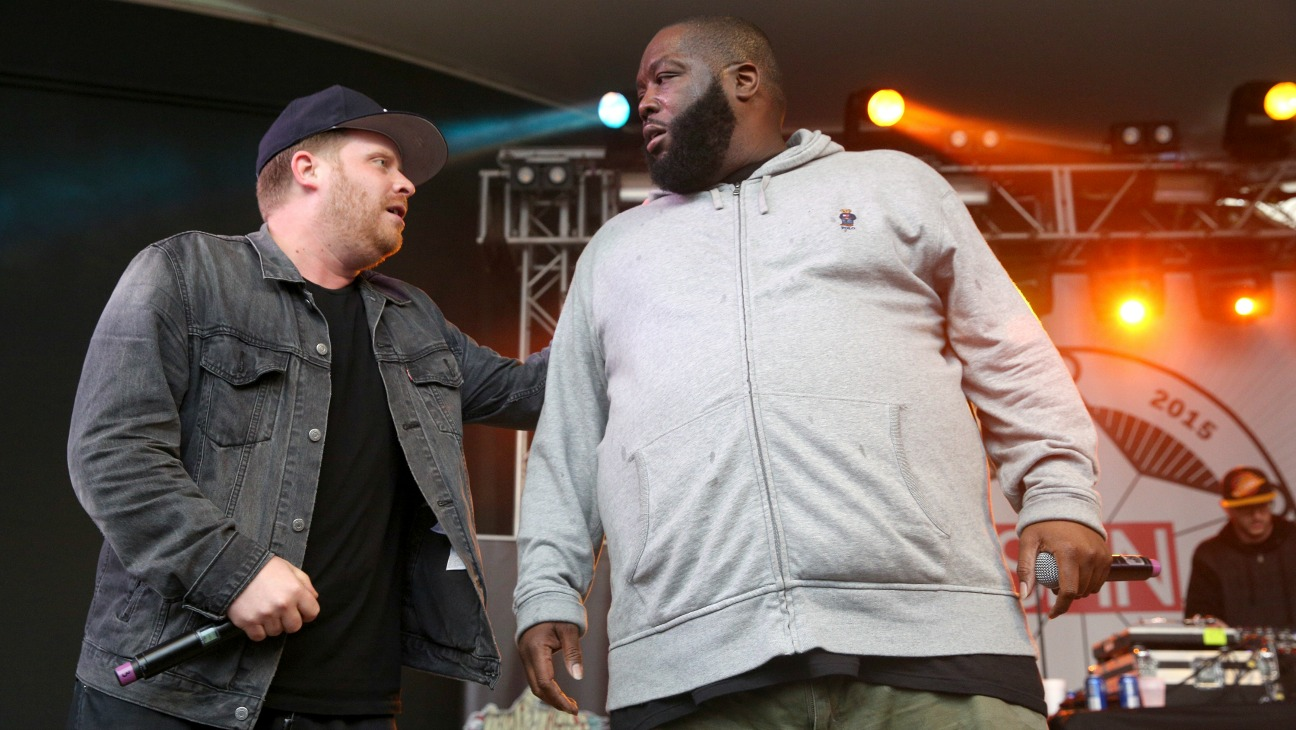 Run the Jewels SXSW - H 2015