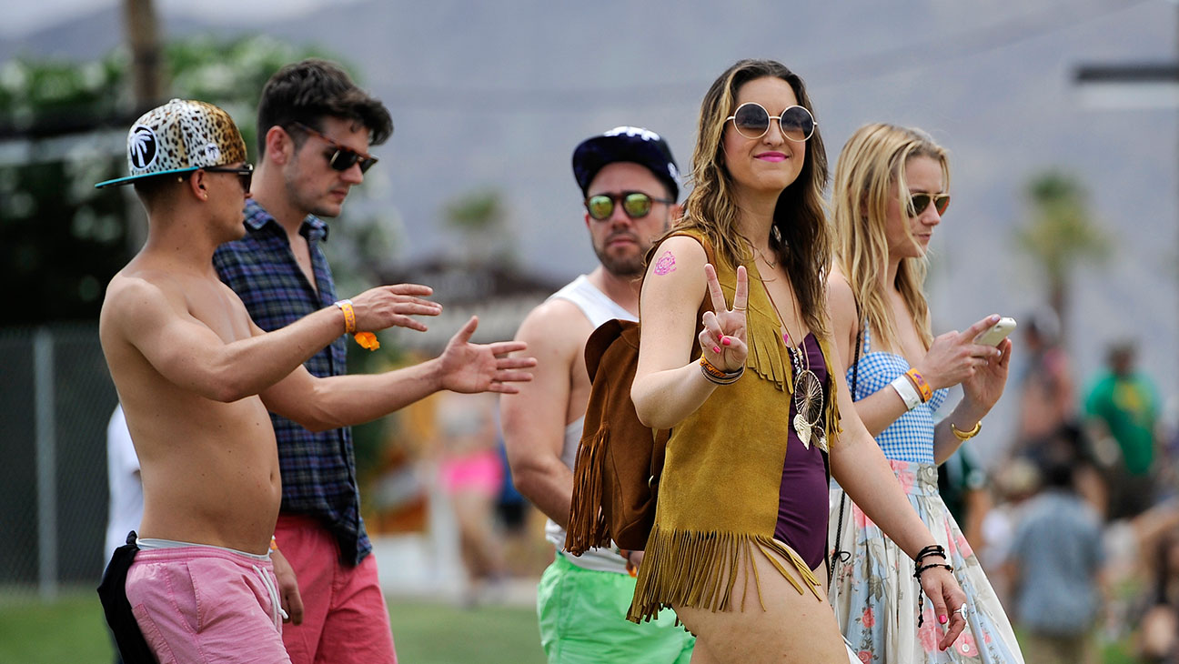 Coachella Douche Fashion - H 2015