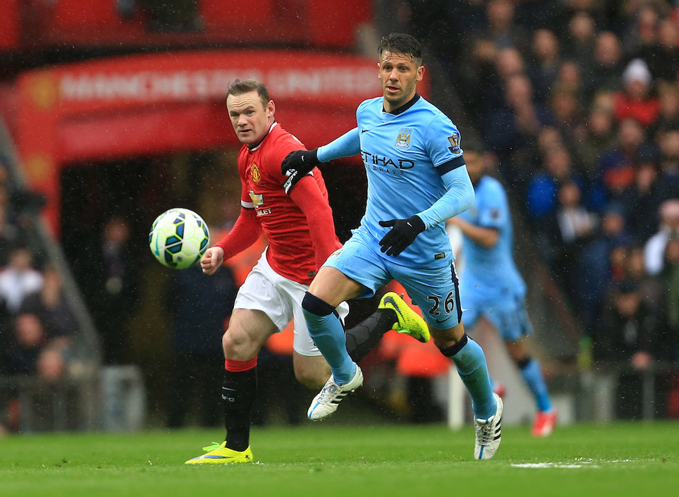 Manchester United vs. Manchester City H 2015