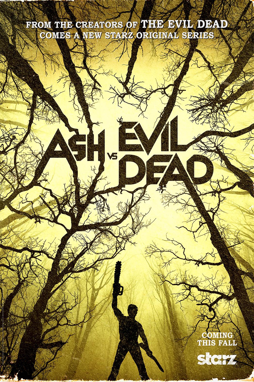 Ash vs. Evil Dead Poster - P 2015