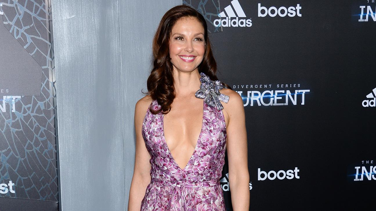 Ashley Judd Insurgent Premiere - H 2015