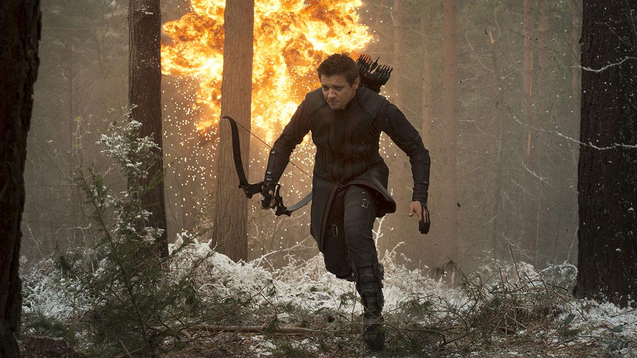 Avengers: Age of Ultron Hawkeye Still - H 2015