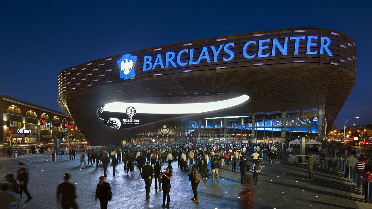 Barclays Center - H 2015