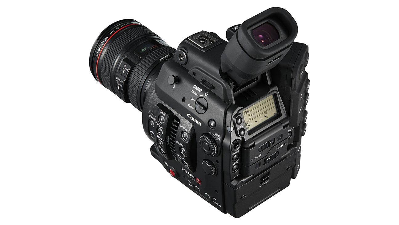 Canon C300 Mark II - H 2015