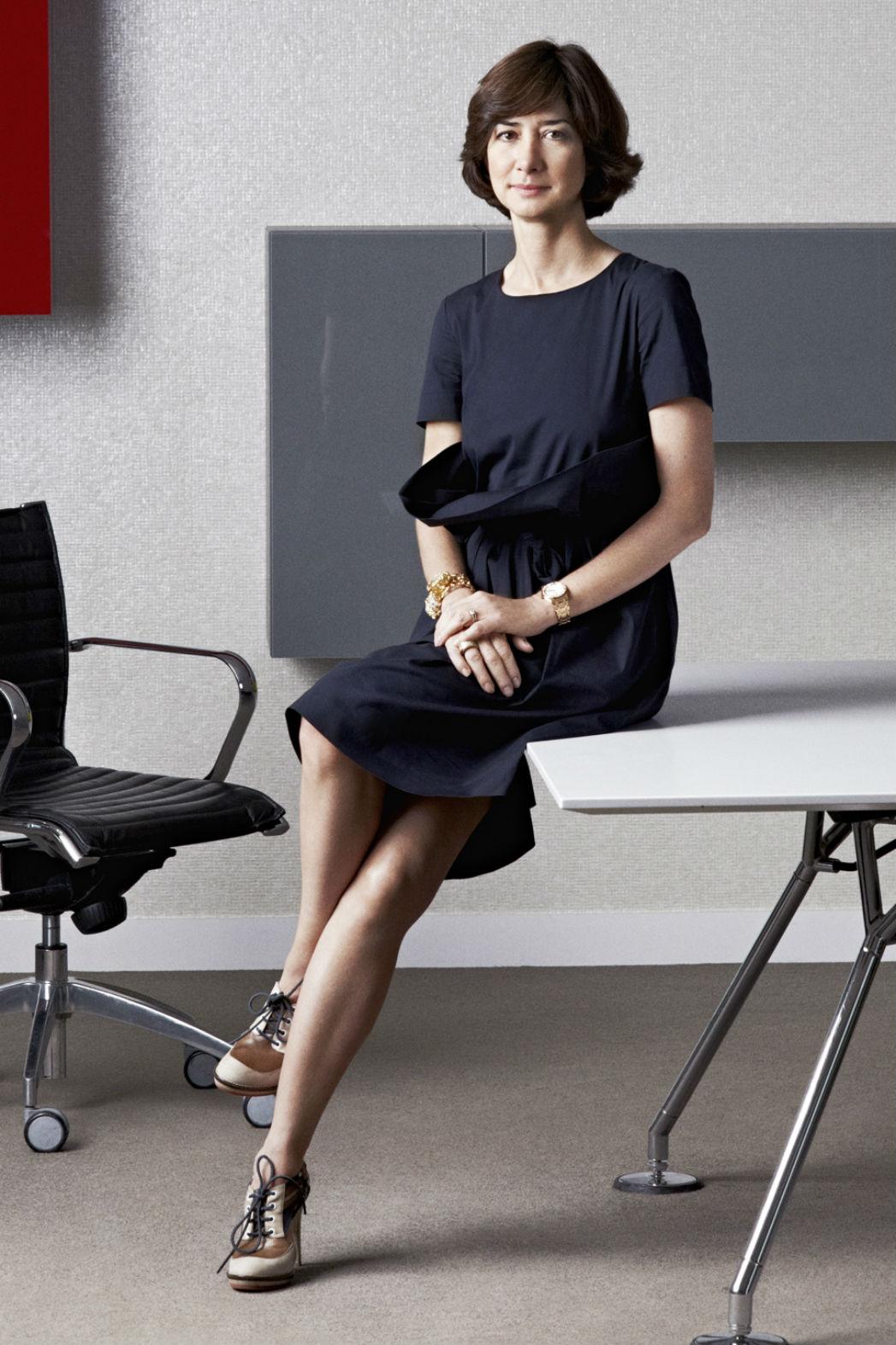 Fremantle CEO Cecile Frotz-Coutaz - P 2015