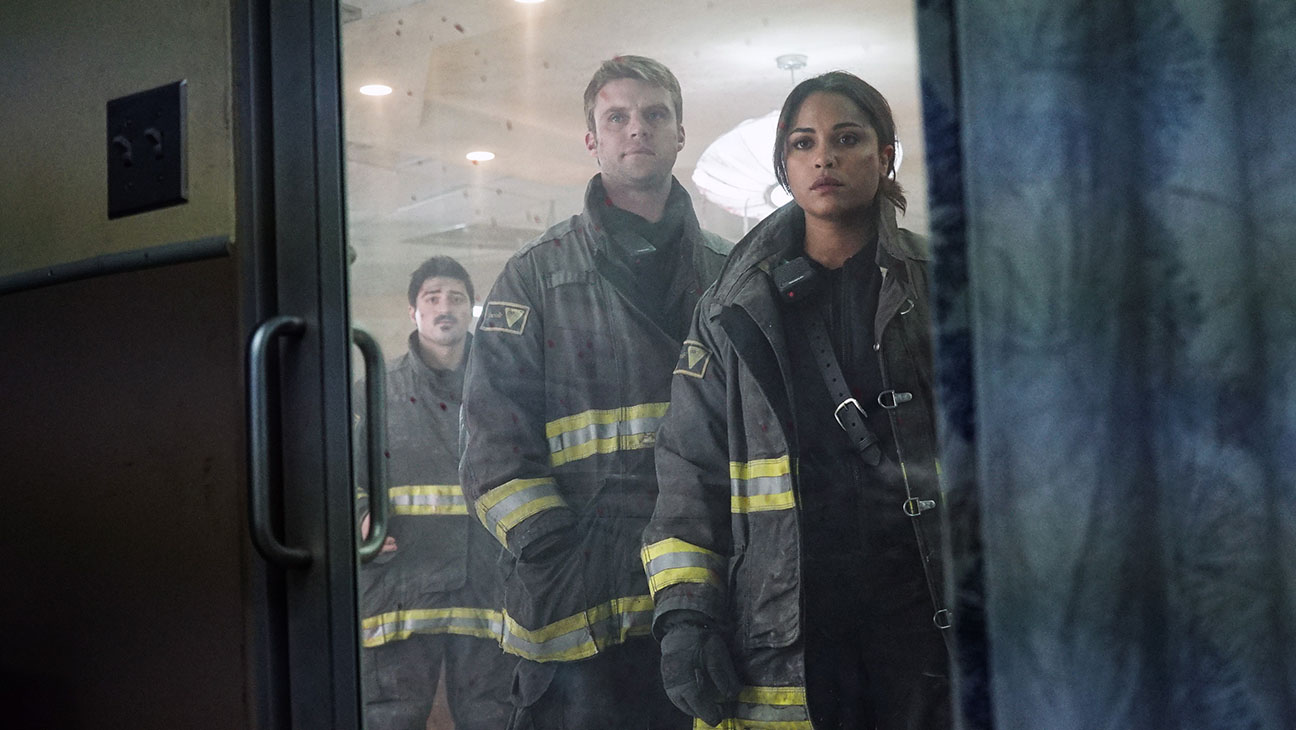 Chicago Fire S03E19 Still - H 2015