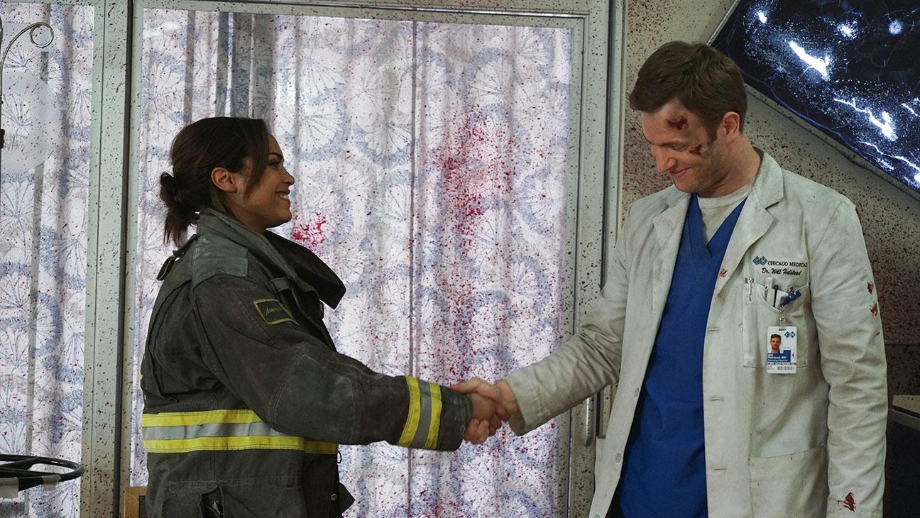 Chicago Fire S03E19 Still 2 - H 2015