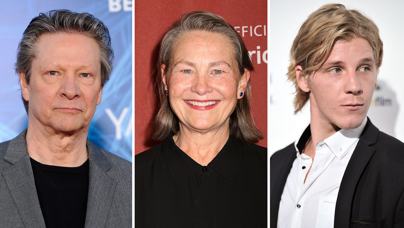 Chris Cooper Cherry Jones Daniel Webber Split - H 2015