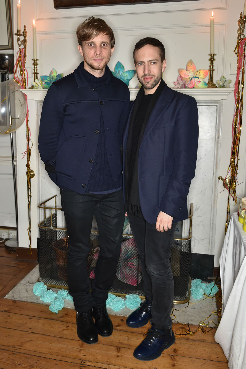 Christopher Vos and Peter Pilotto - P 2015