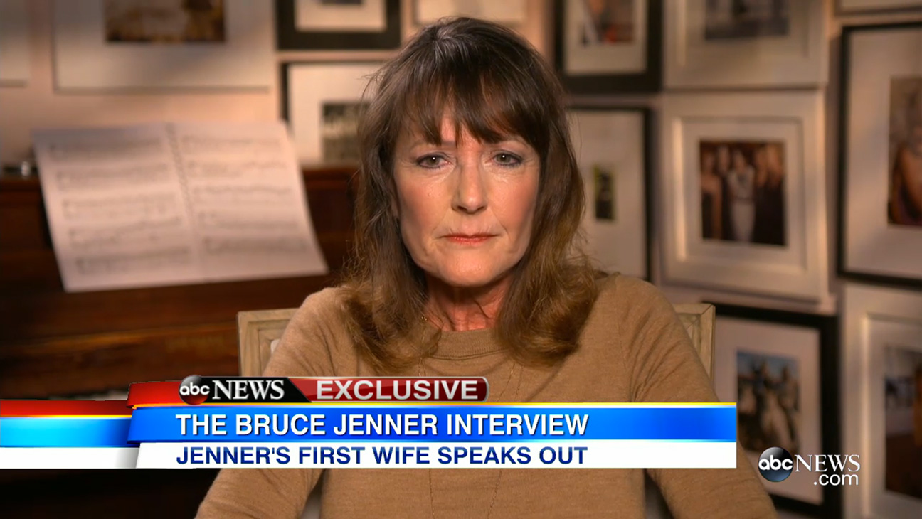 Chrystie Scott Bruce Jenner Interview - H 2015