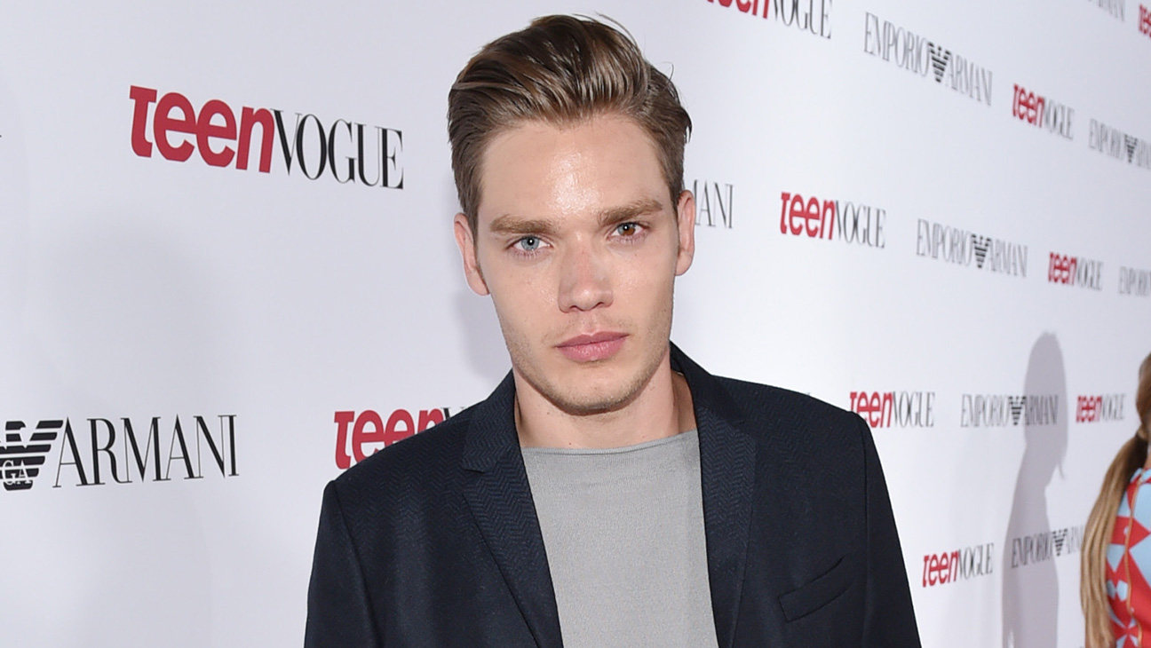 Dominic Sherwood - H 2015