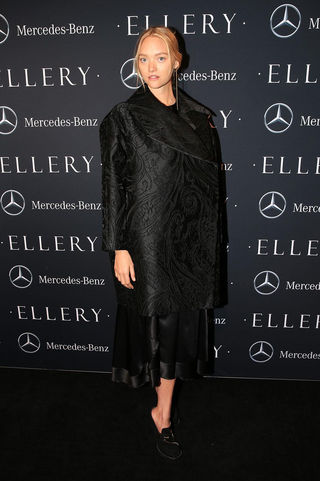 Gemma Ward - P 2015