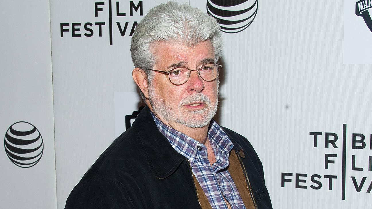 George Lucas Tribeca - H 2015
