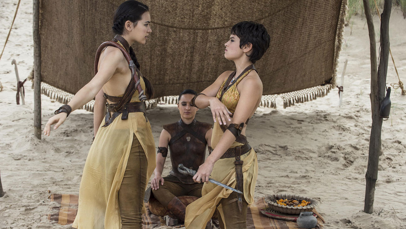 Game of Thrones Sand Snakes - H 2015