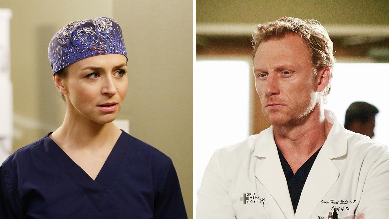 Grey's Anatomy Split - H 2015