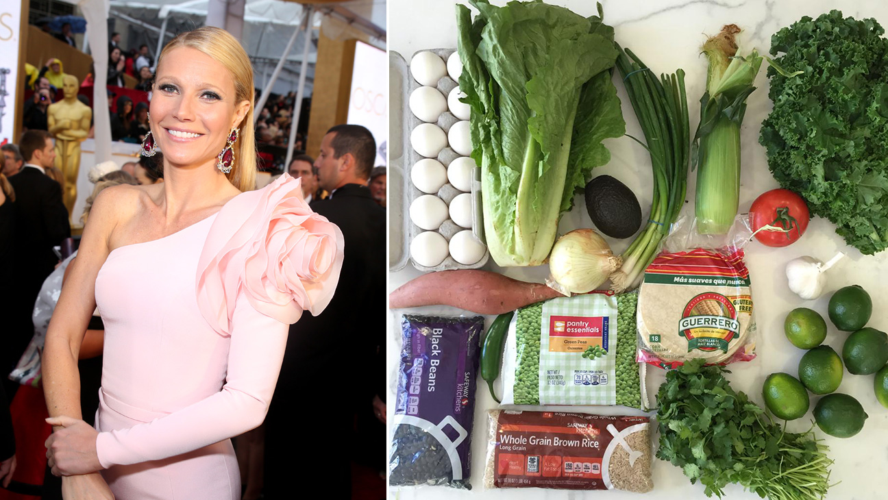 Gwyneth Paltrow on Food Stamps - H 2015