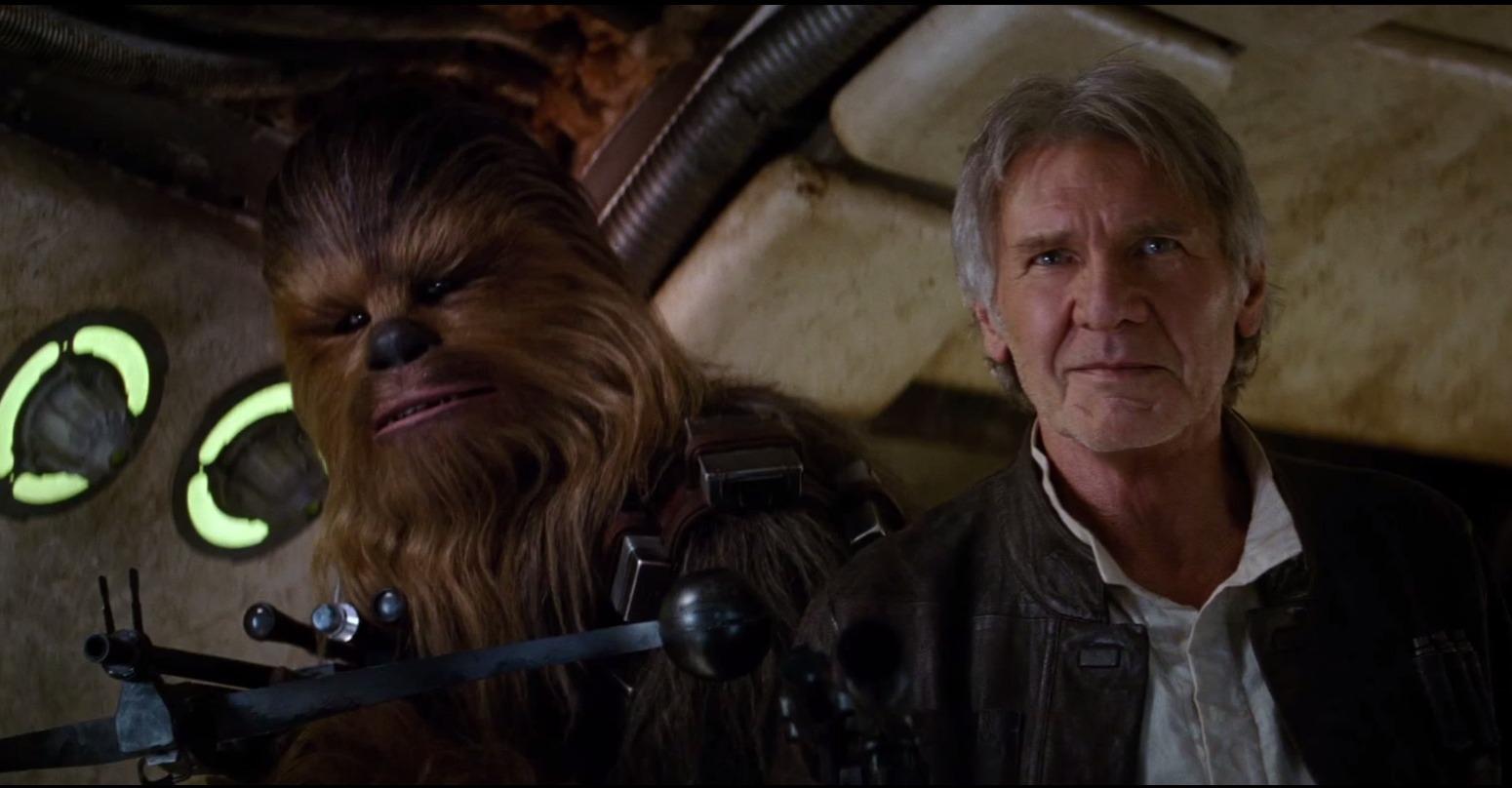 Han Solo Star Wars - H - 2015