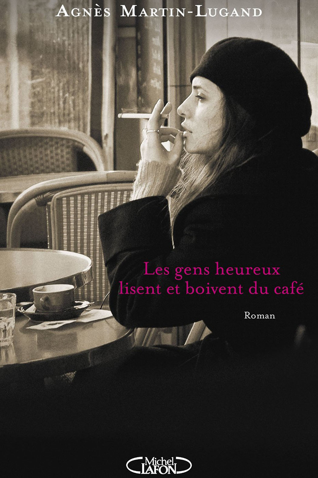 Happy People Read and Drink Coffee - P 2015