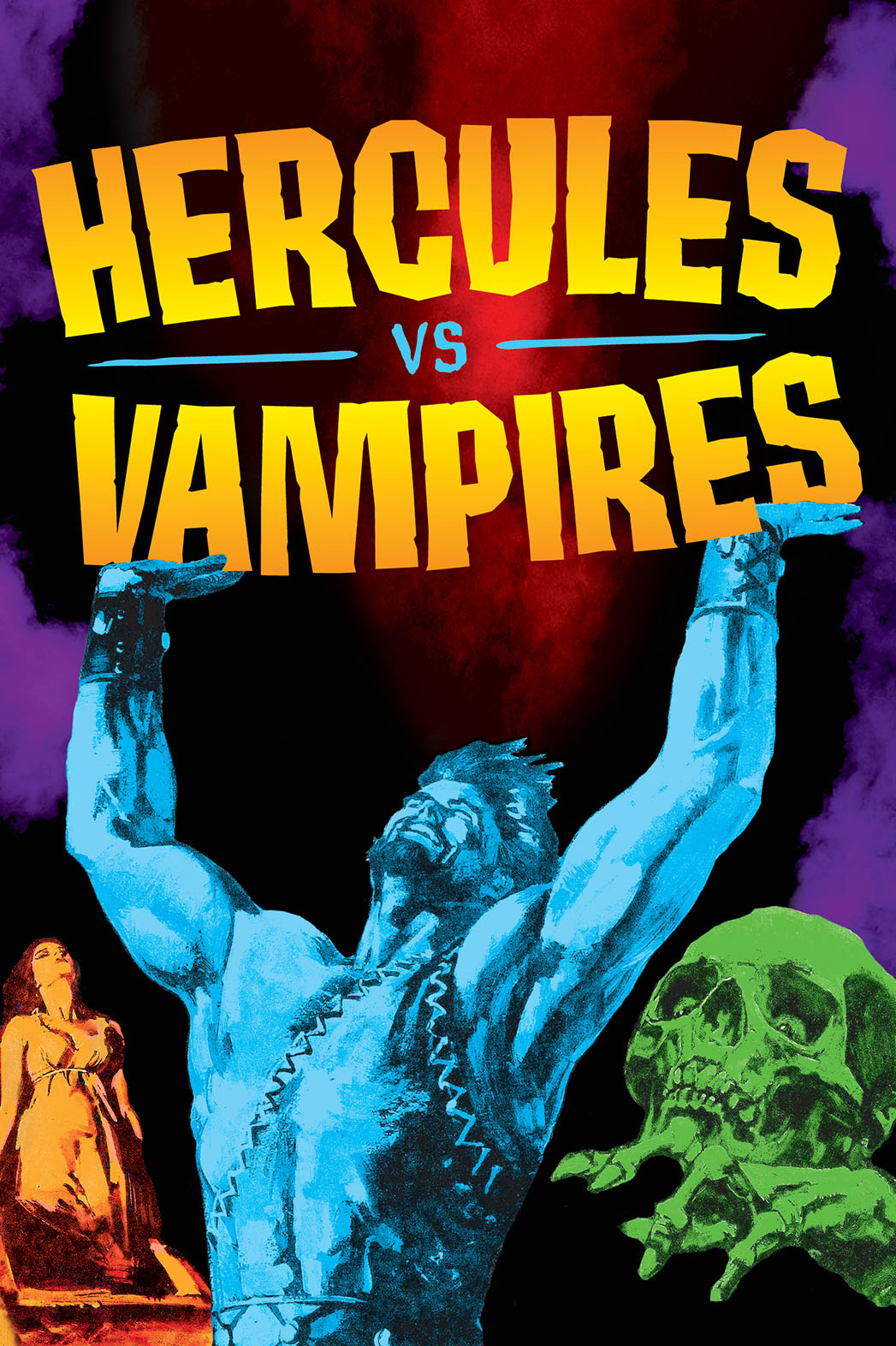 Hercules vs Vampires Key Art - P 2015