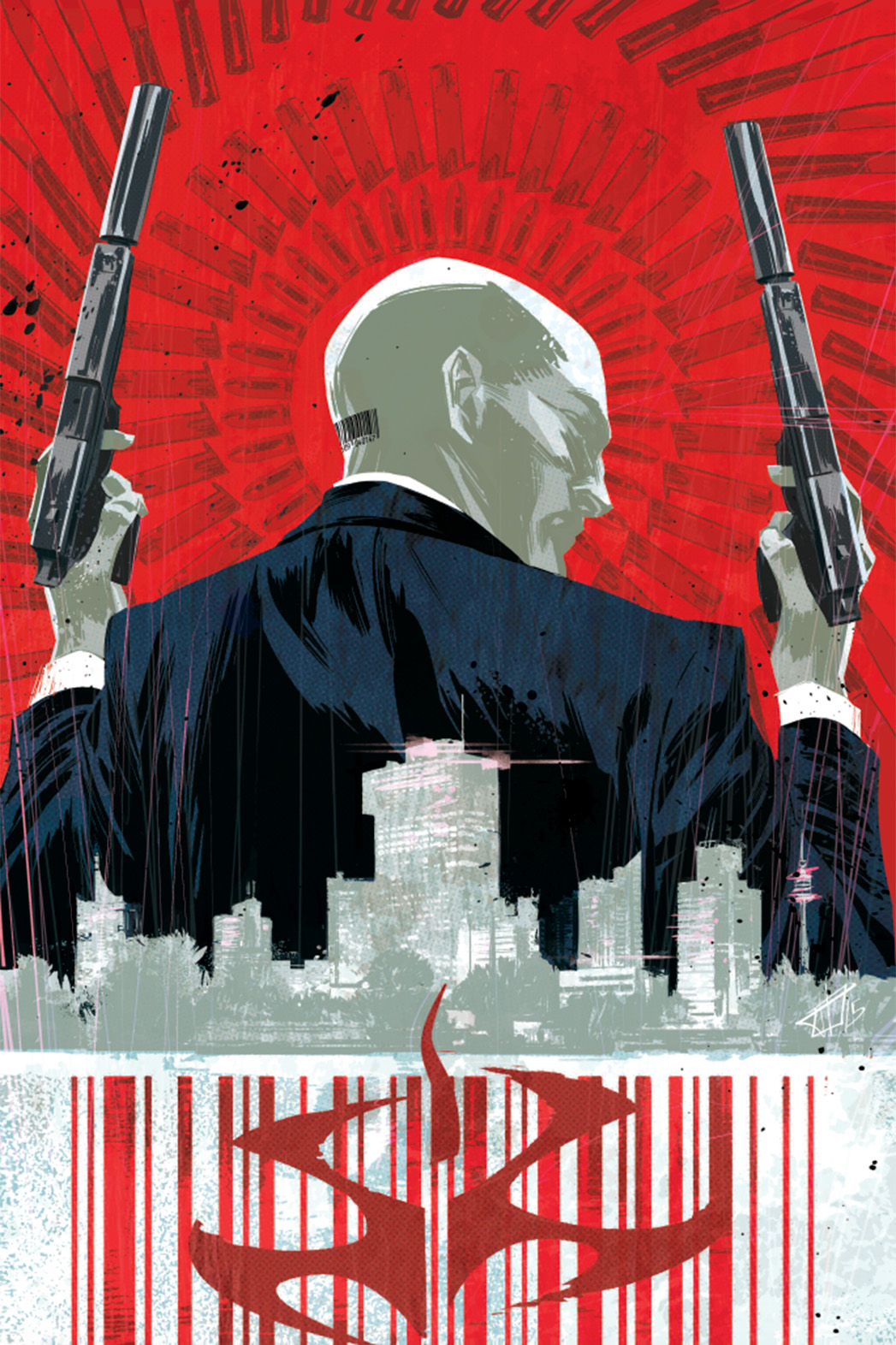 Hitman Key Art - P 2015