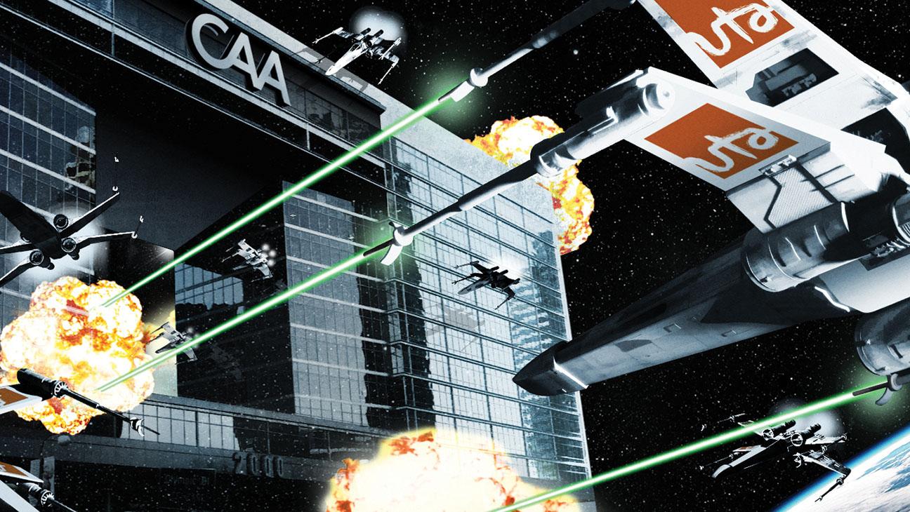 Hollywood Agency Wars - H 2015