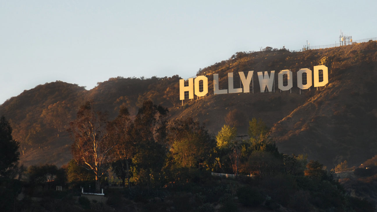 Hollywood Sign - H 2015