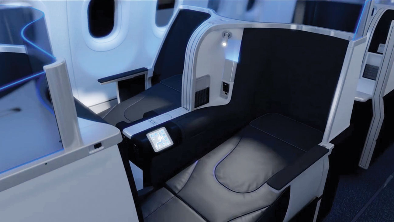 JetBlue Mint First Class - H 2015