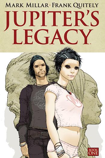 Jupiter's Legacy Cover - P 2015