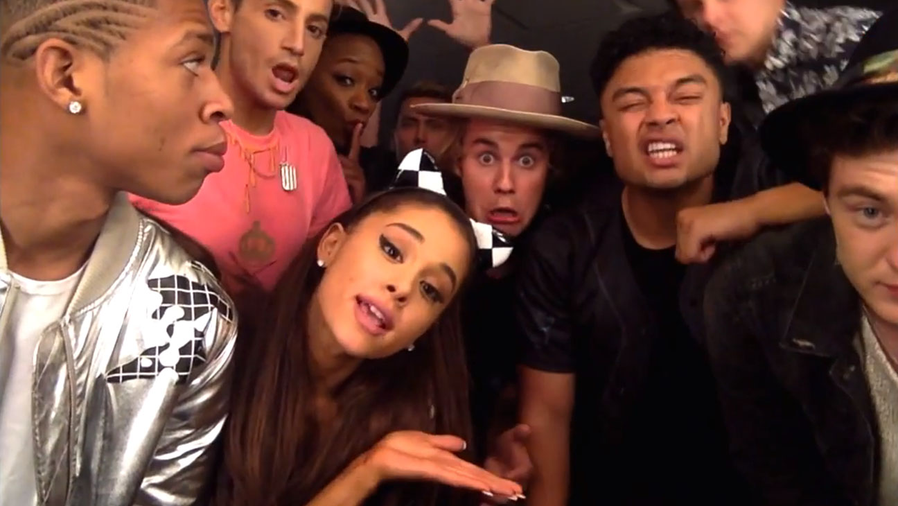 Justin Bieber Lip Sync - H 2015