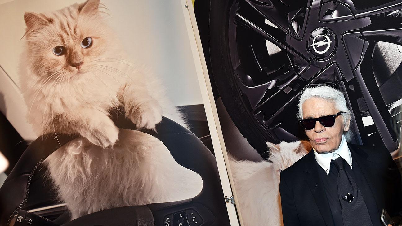 Karl Lagerfeld Cat Calendar - H 2015