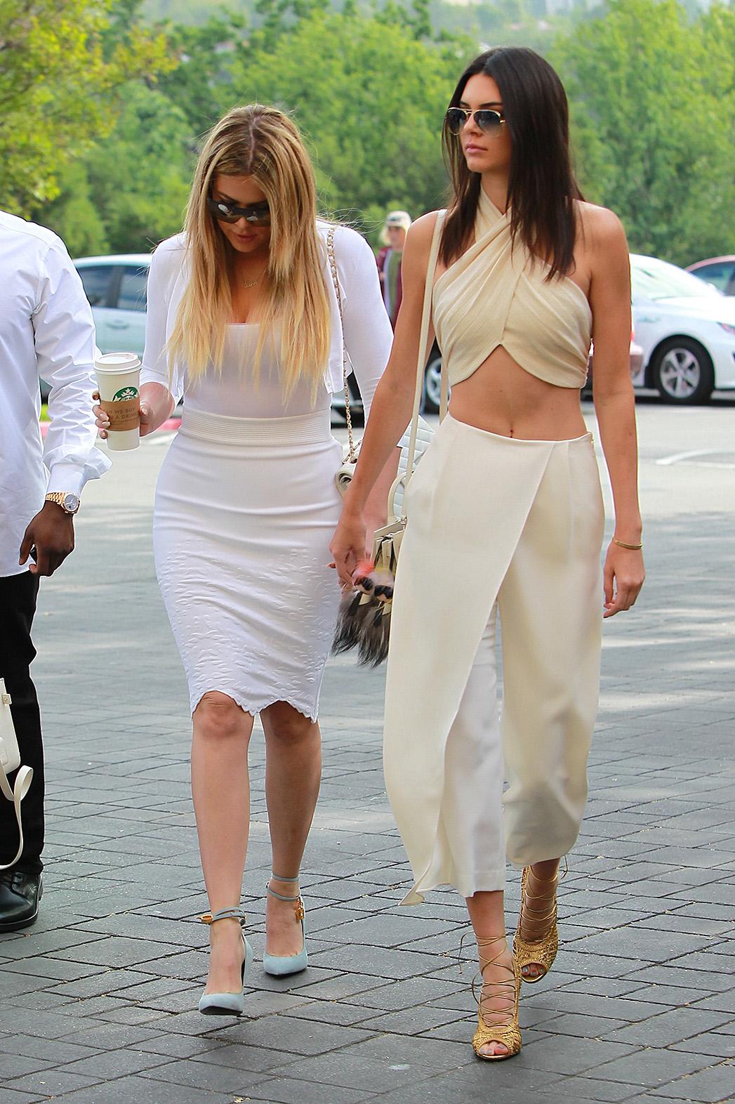 Kendall Jenner Easter Sunday - P 2014