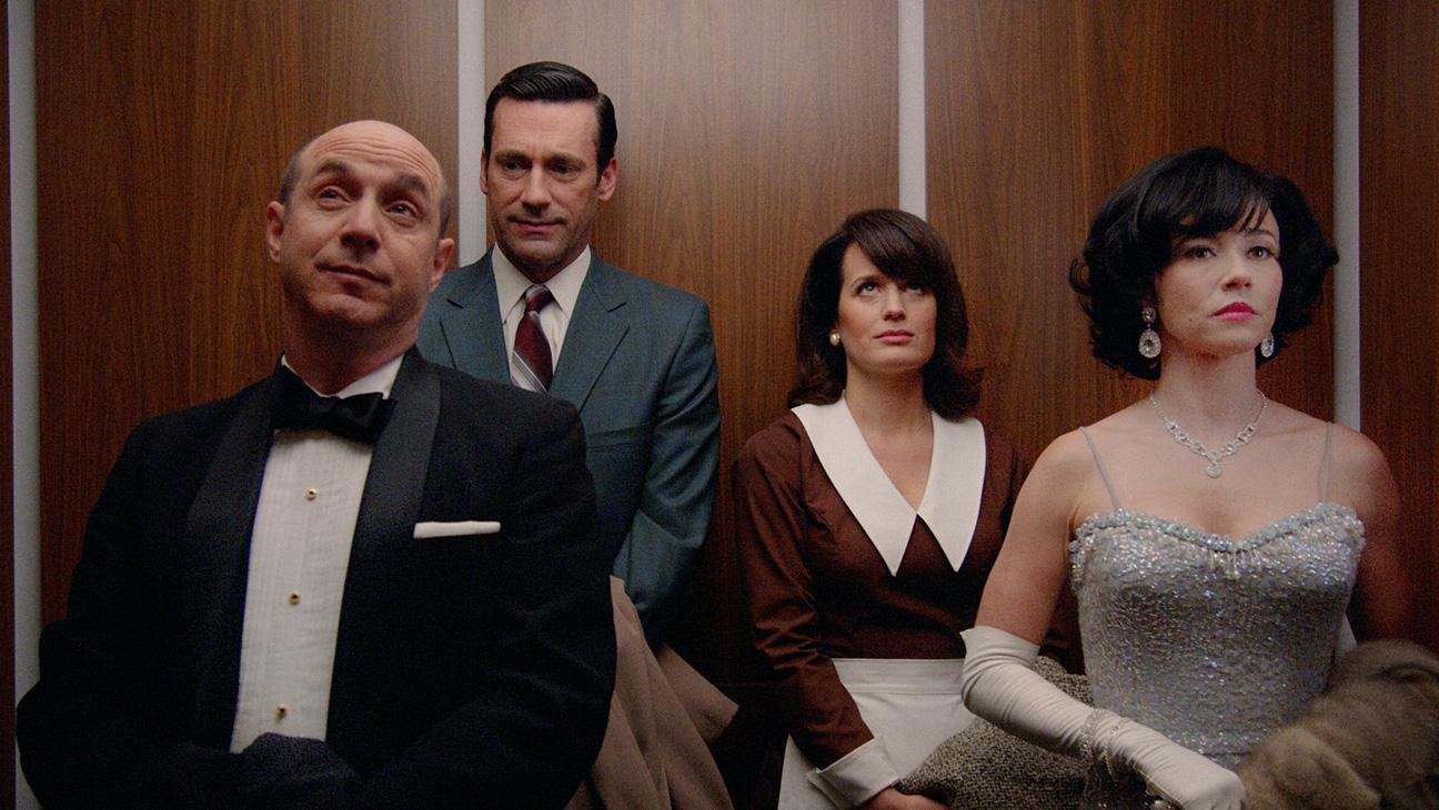 Mad Men Elevator Still - H 2015