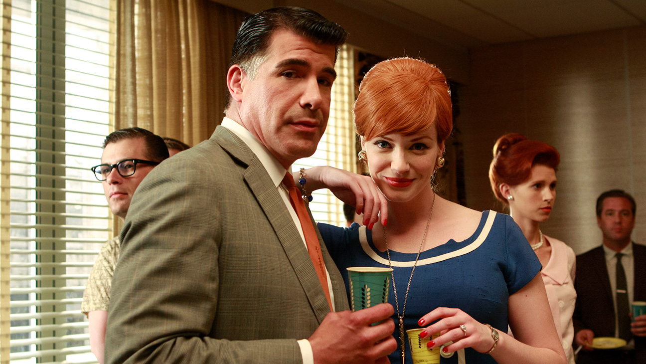 Mad Men Hendricks - H 2015