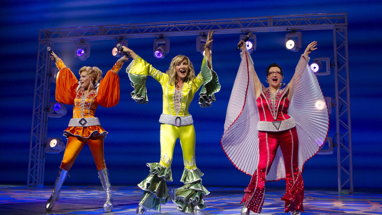 Mamma Mia! Broadway 2015 - H