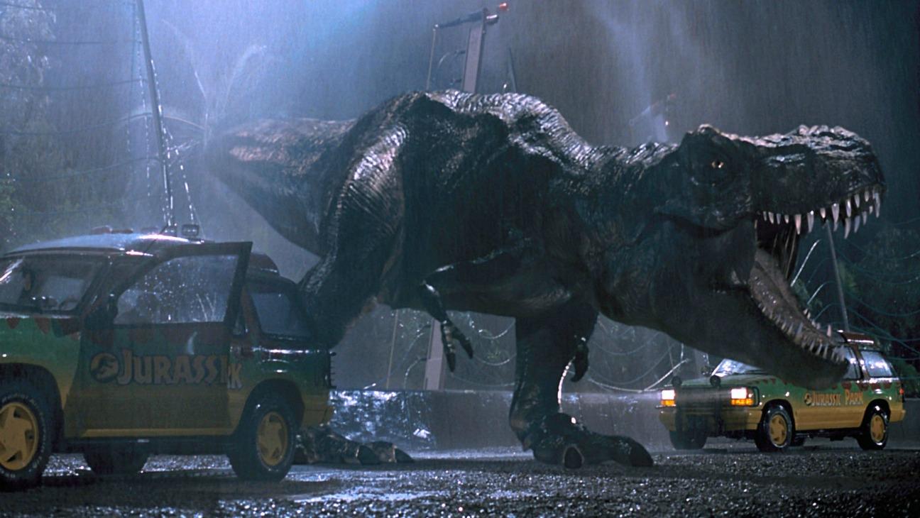 Jurassic Park T. Rex - H 2015