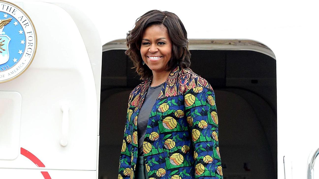 Michelle Obama - H 2015