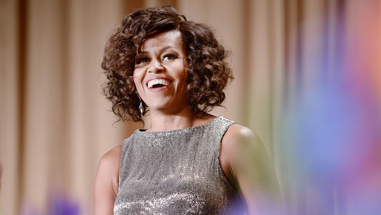 Michelle Obama Correspondents Dinner - H 2015