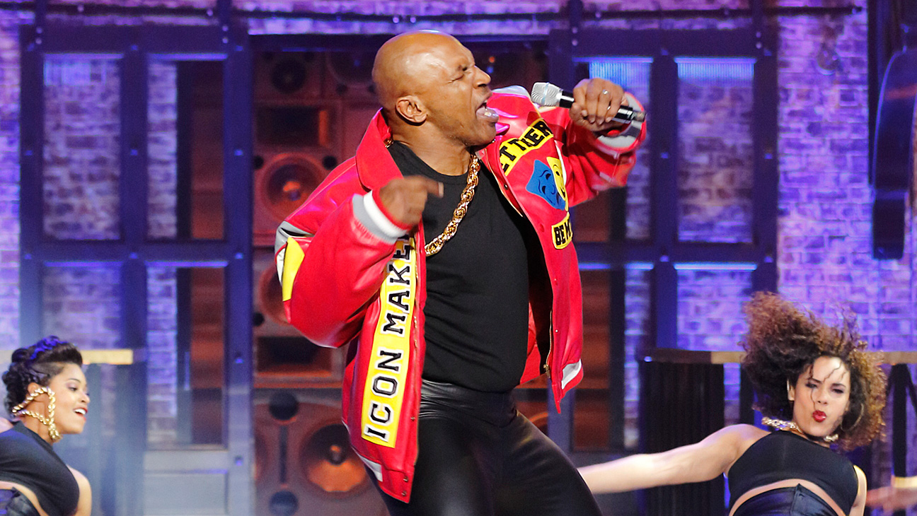 Mike Tyson Lip Sync Battle - H 2015
