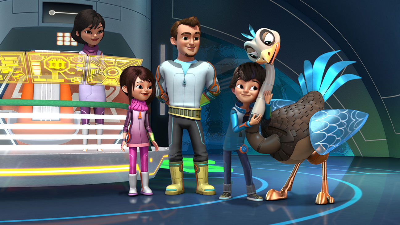 Miles From Tomorrowland Still - H 2015
