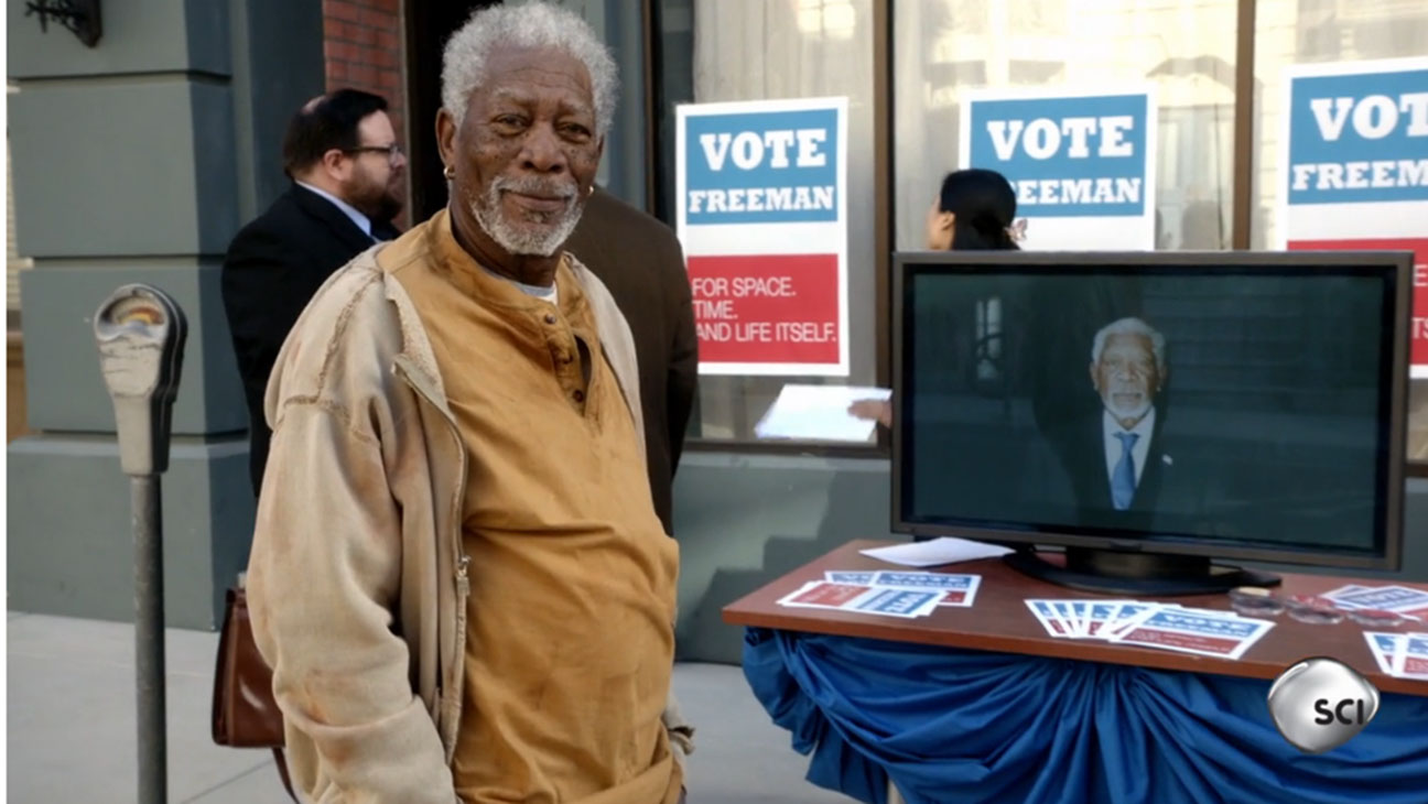 Through the Wormhole With Morgan Freeman - H 2015