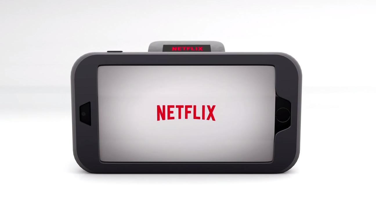 Netflix Apple Watch Spoof H 2015