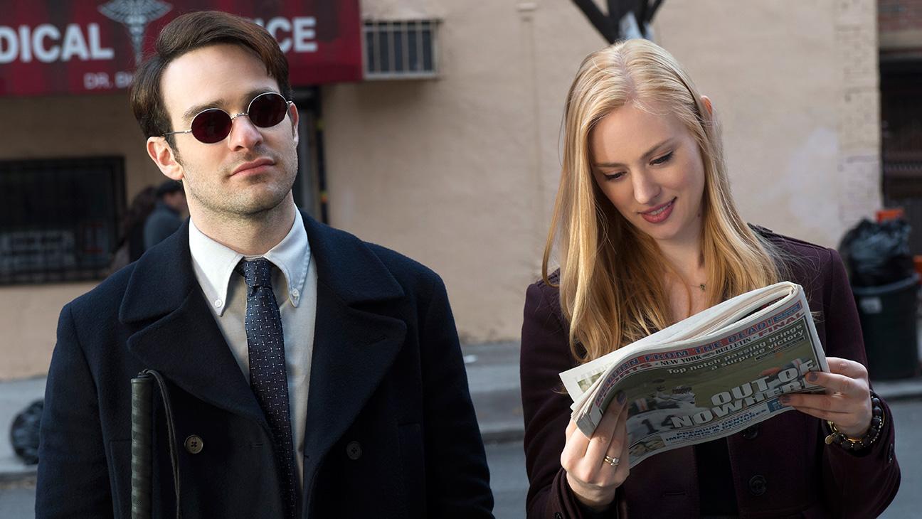 Netflix Daredevil - H 2015
