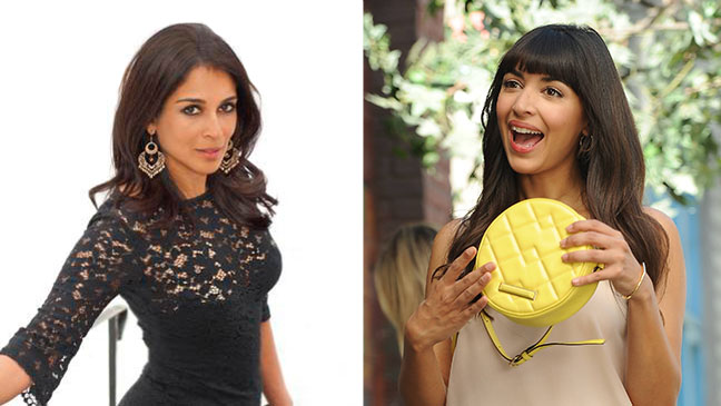 New Girl Anna George Hannah Simone Split - H 2015